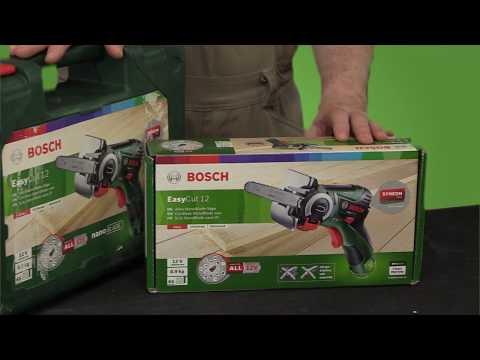 Пила Bosch NanoBlade EasyCut 12