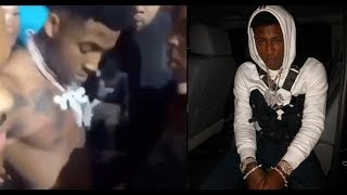 I WANT SMOKE WITH ALL FANS! NBA Youngboy Shows More Frustration At Richmond VA Show, (Fights A Fan)