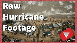 Raw Hurricane Footage Compilation [2017] (TOP 10 VIDEOS)