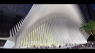 New Shopping Mall Westfield World Trade Center [HD]