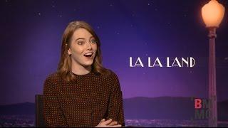 Emma Stone Interview - La La Land