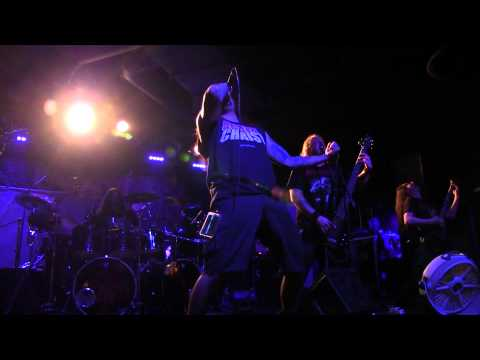 Vital Remains ~ complete set ~ 5-25-12 on ROCK HARD LIVE