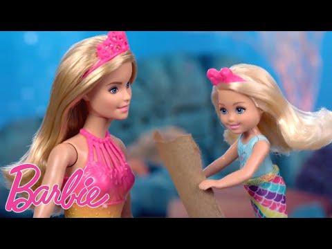Der verschollene Schatz der Prisma-Prinzessin 🌈Dreamtopia LIVE! 🌈Neue Folge 💖Barbie Dreamtopia
