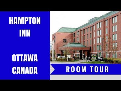 ROOM TOUR Hampton Inn, Ottawa Canada