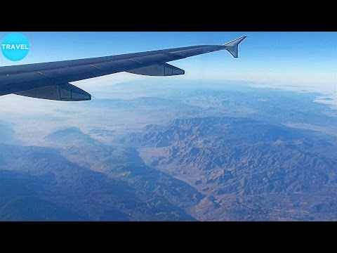 Air Canada A320 Stunning Takeoff from Los Angeles International Airport LAX!
