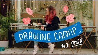 Drawing CAMP! chapter one: MEN ~ Frannerd