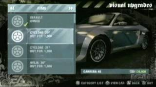 Need for Speed Most Wanted 5-1-0 Sony PSP Trailer - Most