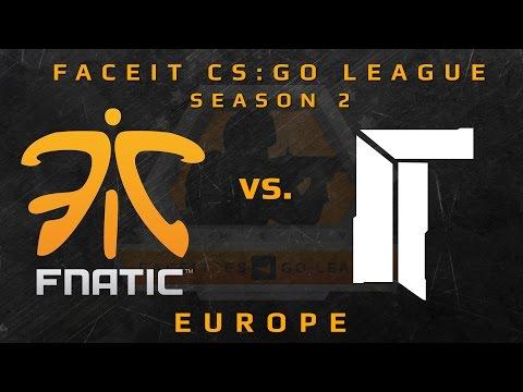 Fnatic vs. Titan - de_inferno (FACEIT CS:GO League Season 2)
