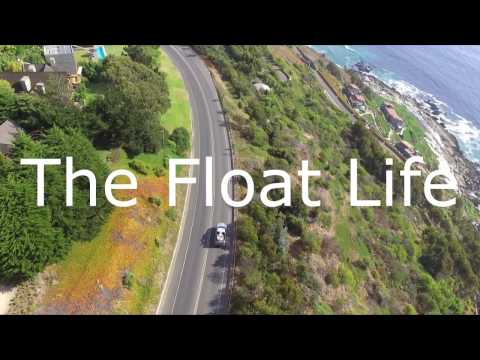 The Float Life web