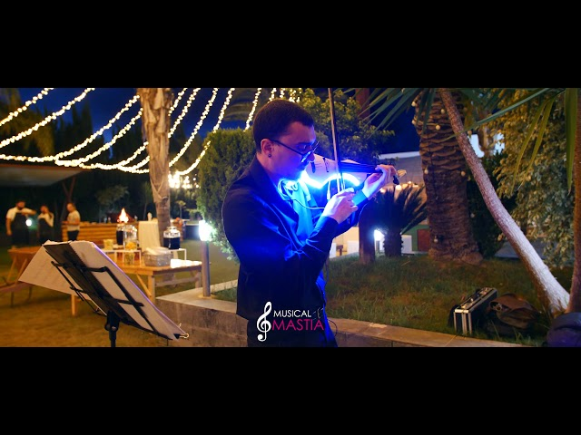 Violinista Eletrico Bodas | Violin Electrinico | Violin Bodas | Musical Mastia