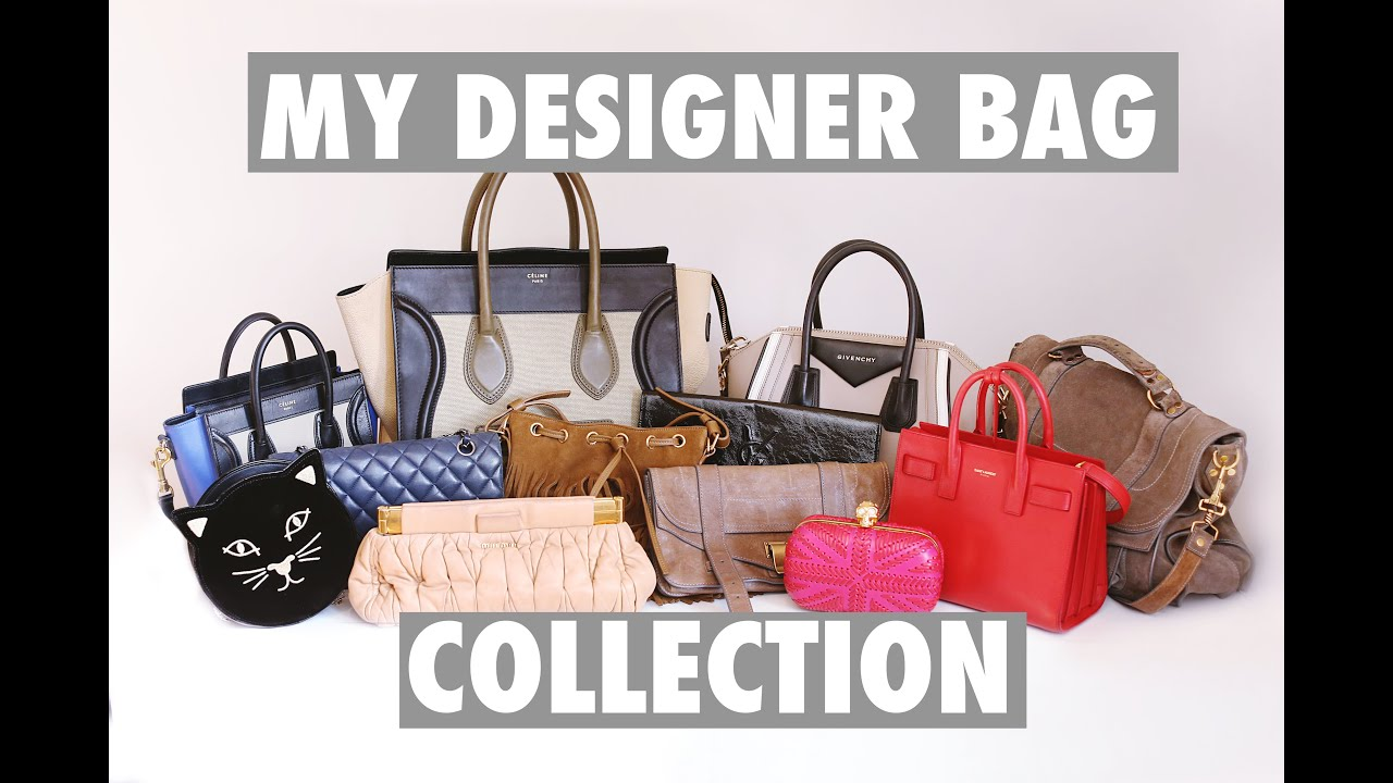 2566966eef MY DESIGNER BAG COLLECTION 2016!