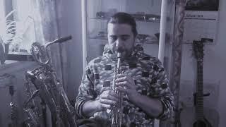 Instrument du jour: Sopranino sax