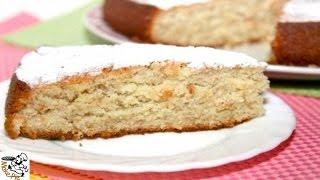 Домашние пироги рецепты с фото.Банановый пирог