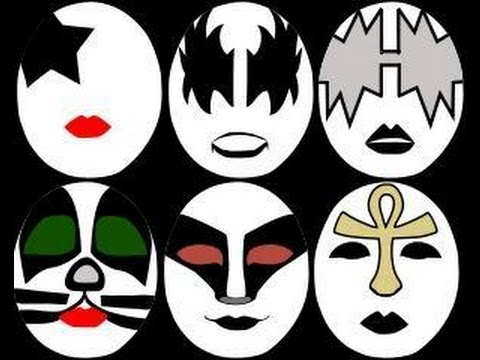 KISS MEETS THE PODCAST (EPISODE 21) - EVOLUTION OF THE KISS MAKEUP