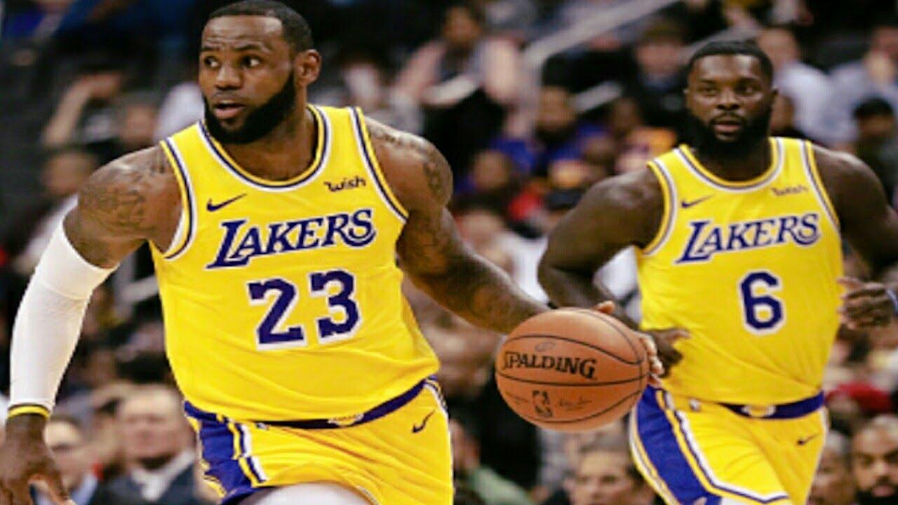 Full NBA Game Highlights - LA Lakers vs Washington Wizards ...