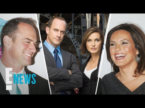 "Mariska Hargitay Welcomes Chris Meloni Back to ""Law & Order"" 