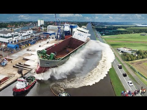 Ship Launch |