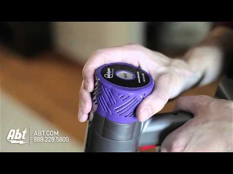Dyson V6 Absolute Cordless Vacuum 209560-01 - Overview