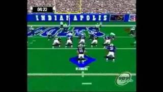 NFL GameDay 2001 PlayStation Gameplay_2000_08_08_5