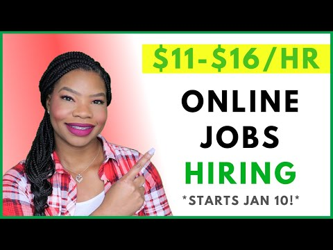 Work From Home Job Now Hiring! Paid Training  Entry Level