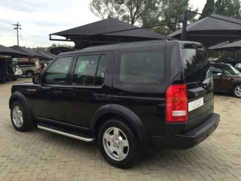 2005 Land Rover Discovery Discovery 3 Tdv6 Se Auto Auto For Sale On