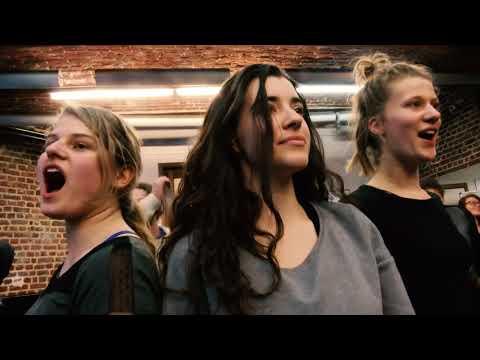 Présentation de l'école Broadway (Bruxelles)