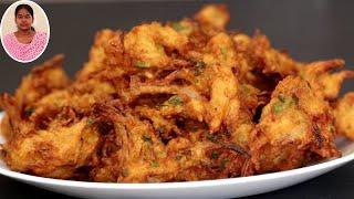 1 கப் சேமியா இருந்தா உடனே சுட சுட பக்கோடா செஞ்சி பாருங்க   Snacks Recipes in Tamil