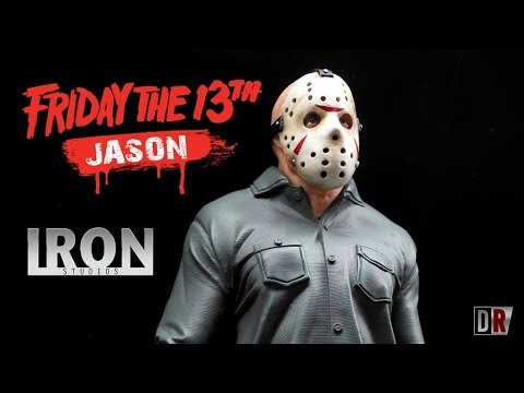 Iron Studios JASON VOORHEES Review BR / DiegoHDM