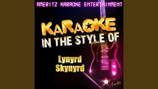 The Ballad of Curtis Loew (In the Style of Lynyrd Skynyrd) (Karaoke Version)