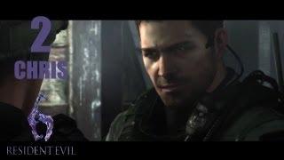 Resident Evil 6 Walkthrough (ITA)- CHRIS -2- Guerriglia urbana