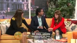 Muere Raúl Araiza de Cáncer productor de televisa thumbnail