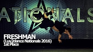 Freshman | SGDT Kobe Hall (Luv2Dance Nationals 2016)