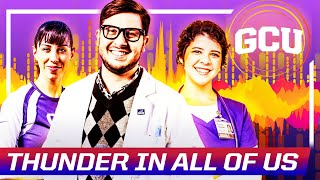 Thunder in All of Us | Grand Canyon University