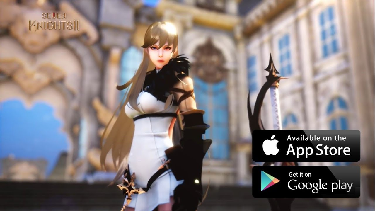 Seven Knights 2 - All Characters Introduction (Android/iOS)