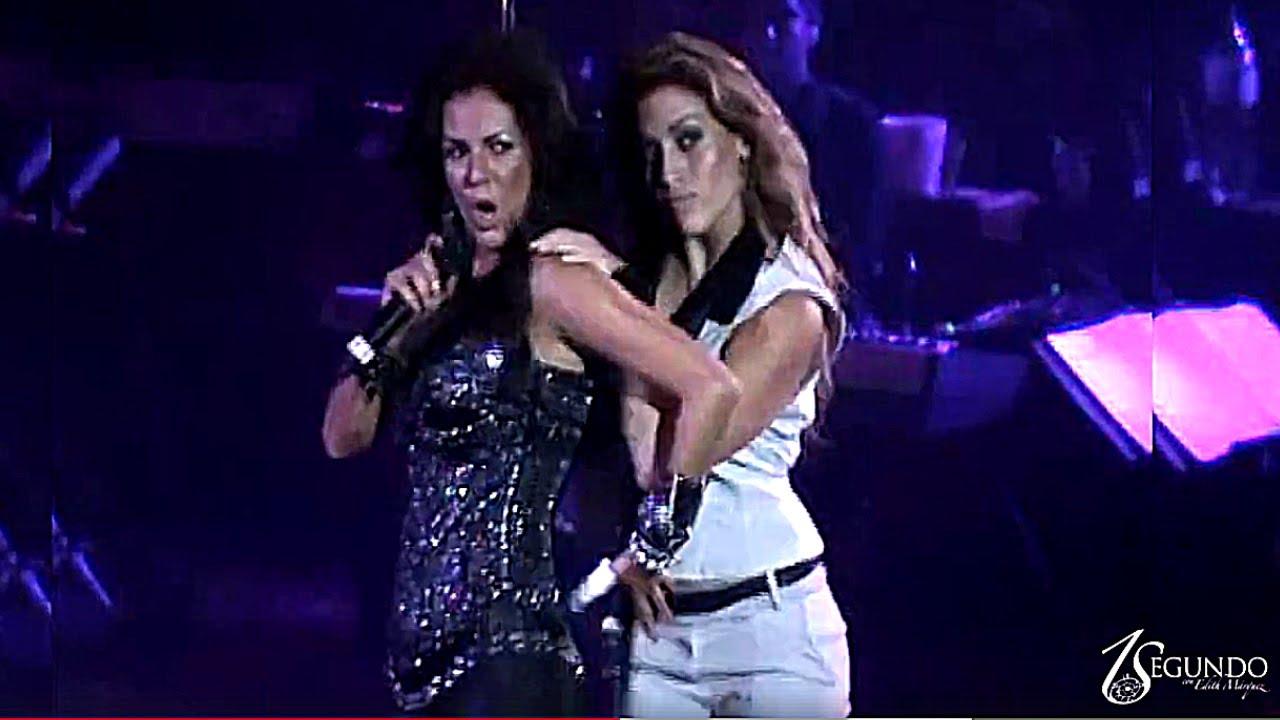 divertida y polémica actuación de edith márquez (tijuana 26 agosto 2011)