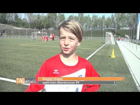 FSV Fußballschule besucht Dynamo Dresden