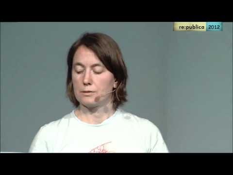 re:publica 2012 - Kathrin Passig - Standardsituationen der Technologiebegeisterung on YouTube