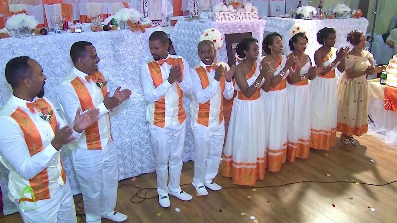 Ethiopian Orthodox Wedding No 1 Yohannes Saba In Seattle Wa Usa 2016