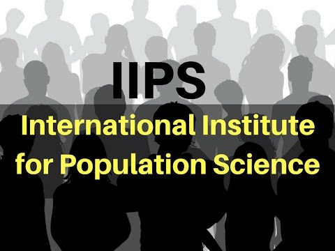 Information on IIPS-International Institute for Population S