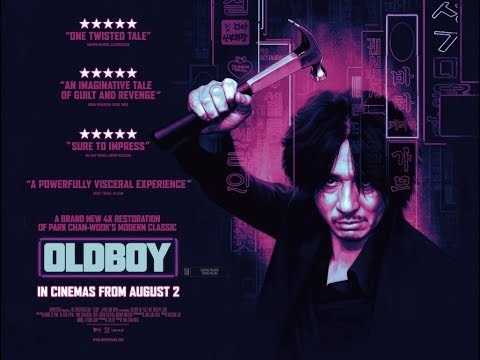 Oldboy - Official UK Trailer HD