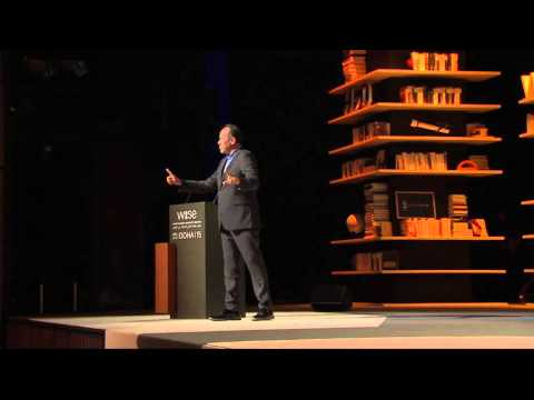 Ricardo Semler, founder of the Lumiar School - WISE 2015 Spe