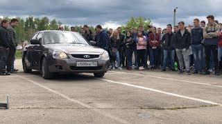 БОМБОВАЯ Лада ПРИОРА. Повседневный ВАЗ -2170.