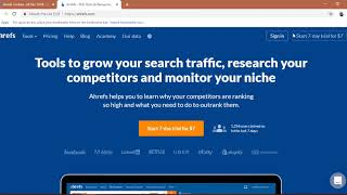 How to Get Ahrefs Account Free For Lifetime 100% working