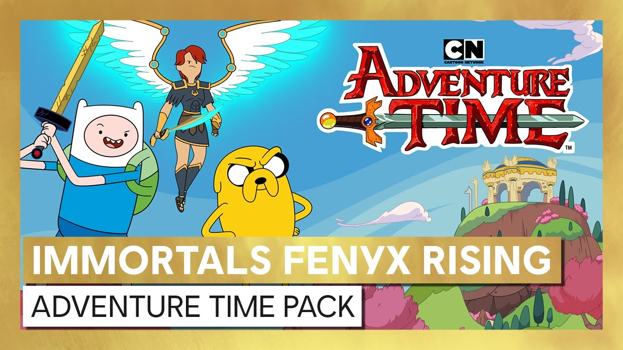 Immortals Fenyx Rising - Adventure Time Character Pack
