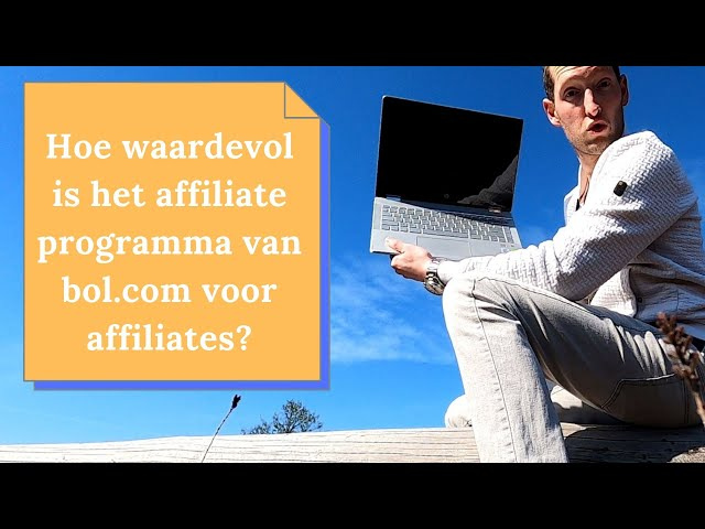 Bol.com affiliate partnerprogramma: hoe werkt het affiliate programma van bol voor ondernemers?