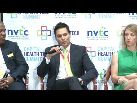 2017 Capital Health Tech Summit: Innovation Panel