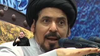 السيد منير الخباز - أميرالمؤمنين عليه السلام عالج حاجات الناس الجنسية