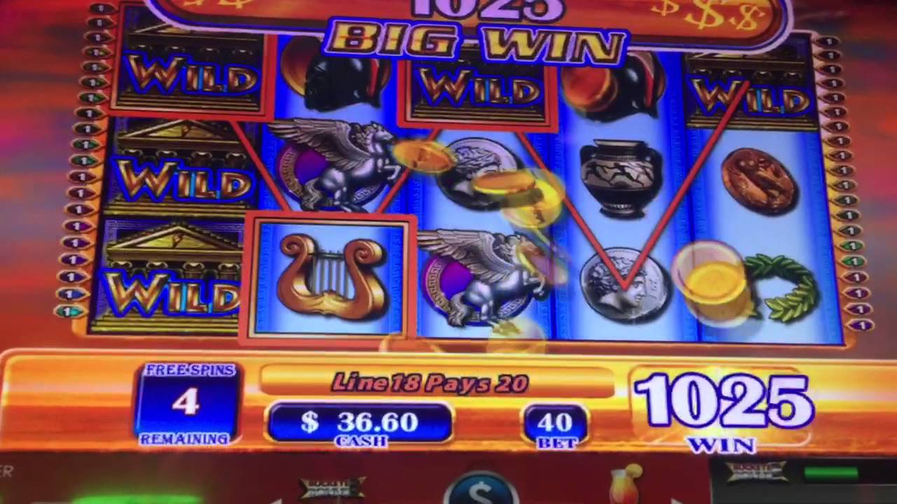 Zeus Slot Games Free Download
