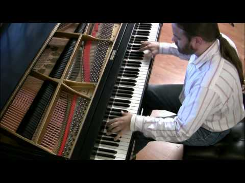 PUTTIN' ON THE RITZ by Irving Berlin (arr. Hall)