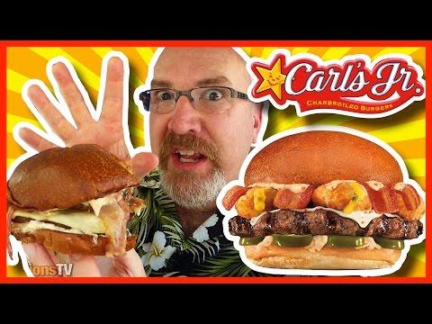 Carl's Jr. El Diablo 1/3lb. Thickburger Review Toronto